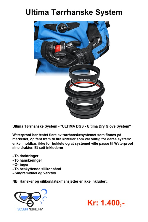 Scuba Norway Ultima Tørrhanske System